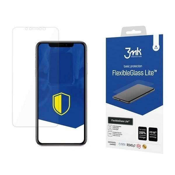 3MK Hybrid Glass Apple iPhone XS Max 11 Pro Max FlexibleGlass Lite