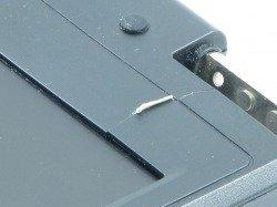 ASUS Flap With Damaged Matrix