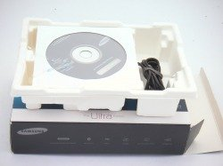Box SAMSUNG U600 Black CD Driver Cable