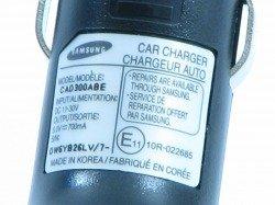 CAR CHARGER SAMSUNG D500 D600 E700 X680