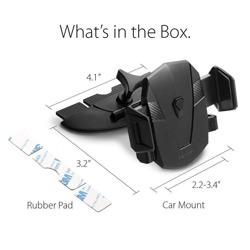 Car Holder SPIGEN Ts23 Cd Slot Car Mount W Slot Cd