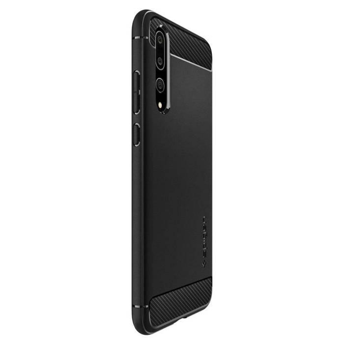 Case SPIGEN Huawei P20 Pro Armor Rugged Case Black