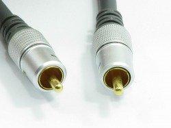PROLINK 1RCA - 1RCA 3m Coaxial Cable TCV3010