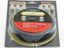 PROLINK 3xRCA - 3RCA Component Cable 5m TCV 5250