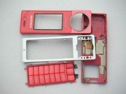 SAMSUNG X830 Case Complete Pink Grade B
