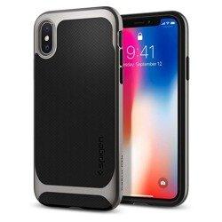 SPIGEN Neo Hybrid Apple Iphone X Xs Gunmetal Gray Case