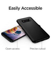 SPIGEN Thin Case for Samsung Galaxy FIT S8 Black G950 Case