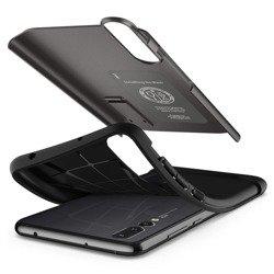 Slim Armor Case SPIGEN Huawei P20 PRO Gunmetal Case