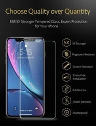 Tempered glass ESR GLASS FILM IPHONE XR CLEAR