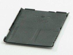 Batterieabdeckung SONY Ericsson W380i Silber Klasse A.