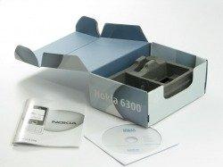 Box NOKIA 6300 Treiberhandbuch