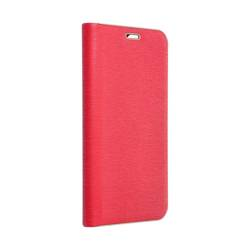 Forcell LUNA Book Gold Holster für SAMSUNG Galaxy S22 Plus rot