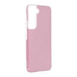 Forcell SHINING Gehäuse für SAMSUNG Galaxy S22 rosa