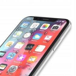 Hybridglas HOFI Glass Flex Hybrid Pro + Iphone X / XS Schwarz Schwarz