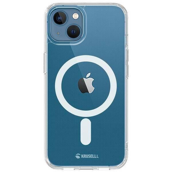 KRUSELL Apple iPhone 13 MagSafe Abdeckung Klarer Fall