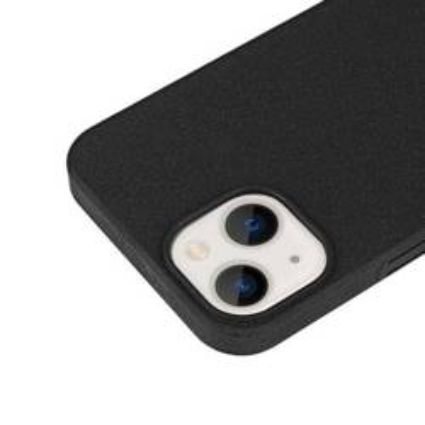 KRUSELL Apple iPhone 13 SandCover Schwarz Tasche