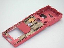 SAMSUNG X830 Fall komplett rosa Grad A