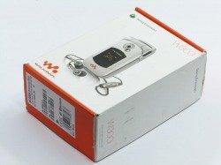 SONY ERICSSON W300i CD-Box, Kabel