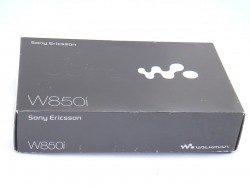 SONY ERICSSON W850i CD-Box, Kabel