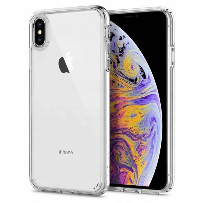 SPIGEN iPhone XS MAX Ultra Hybrid Klarsichthülle Apple