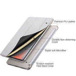 Yippee Hülle ESR Apple iPad Pro 12.9 2018 Grau Grau Hülle