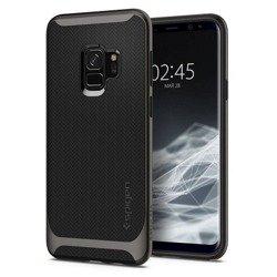 Etui SPIGEN Neo Hybrid Samsung Galaxy S9 Gunmetal Fall