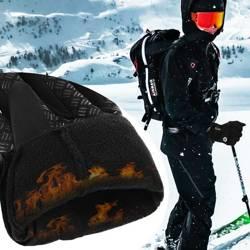 [PO ZWROCIE] Wozinsky uniwersalne sportowe wodoodporne rękawiczki na zimę do ekranów dotykowych czarny (WTG1BK)