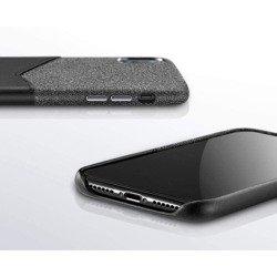 ETUI ESR METRO IPHONE XS MAX BLACK/GREY