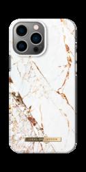 ETUI iDeal of Sweden Fashion - etui ochronne do iPhone 13 Pro Max (Carrara Gold) CASE