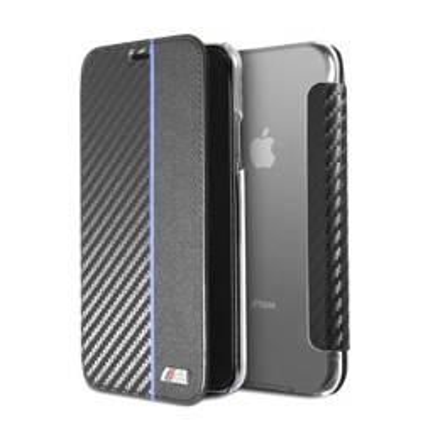 Etui BMW Apple iPhone X Czarny Case