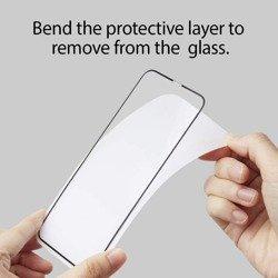 Etui SPIGEN Airskin Apple iPhone X Xs Black + Szkło SPIGEN