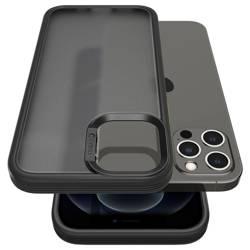 Etui SPIGEN Cyrill Color Brick iPhone 12 12 Pro Black Czarne Case