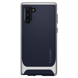 Etui SPIGEN Neo Hybrid Samsung Galaxy Note 10 Arctic Silver Szare Case
