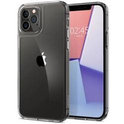 Etui SPIGEN iPhone 12 Pro Max Quartz Hybrid Crystal Clear Przeźroczyste Case
