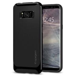 Etui Spigen Galaxy S8 Plus Neo Hybrid Shiny Black Case Samsung