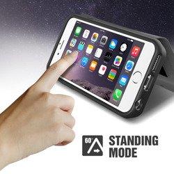 Etui VERUS Damada Veil Do iPhone 6  6S Stell Silver Jak Spigen SGP Pokrowiec