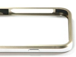 Etui do iPhone 6 6S LJY Sword Alu Bumper ZŁOTY