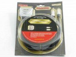 Kabel PROLINK Scart -  SVHS4P +3,5 STR 10m TCV7580