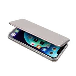 Kabura Book Forcell Elegance do SAMSUNG S22 szary