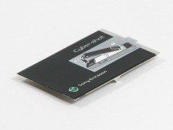 Klapka Baterii SONY Ericsson C902 Czarna Nowa
