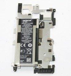 Oryginalna Nowa Bateria NOKIA BP-6EW Lumia 900 Z Blaszką