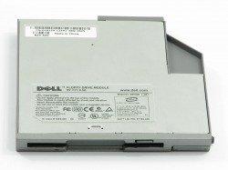 Oryginalna Stacja Dyskietek Do Laptopa Notebooka  DELL D505 D600 D610