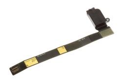 Oryginalna TAŚMA Złącze Mini jack 3,5mm Czarne APPLE iPad Mini 4 A1538