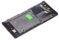 Oryginalny WYŚWIETLACZ LCD SONY Xperia C5 Ultra Czarny Grade B Dotyk