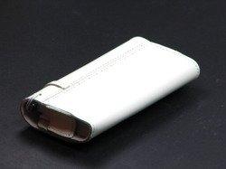 Pokrowiec NOKIA CP-340 Biały SKÓRA Biały iPhone 4 4S