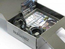 Pudełko NOKIA N82 CD, Kable, Instrukcja