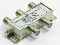 Spliter Rozdzielacz Antenowy 4-WAY 5-1000MHZ Splitter