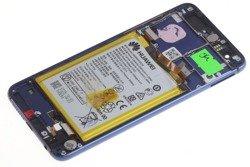 WYŚWIETLACZ Honor 8 Grade A Niebieski LCD Dotyk Oryginalny