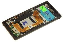 WYŚWIETLACZ SONY Xperia M4 Aqua Dual SIM Czarny Grade B LCD Dotyk Oryginalny