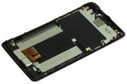 WYŚWIETLACZ SONY Xperia T LT30p Czarny Grade A LCD Dotyk Oryginalny